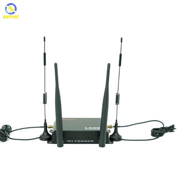 Thiết Bị Gắn Sim 4G Phát Wi-Fi Tốc Độ Cao Aptek L300