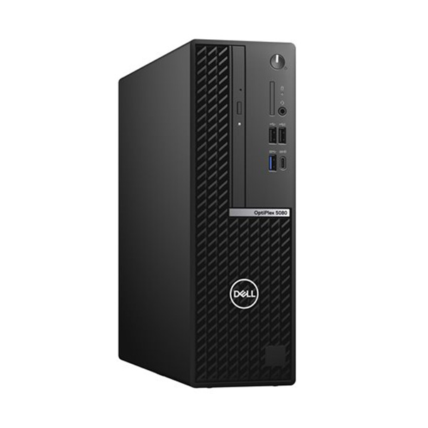 Máy Bộ PC Dell OptiPlex 5080SFF (I7-10700/8GB RAM/1TB HDD/DVDRW/K+M/Linux)
