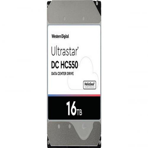 Ổ Cứng HDD Western WD Ultrastar DC HC550 16TB 3.5inch 512MB Cache 7200RPM SAS-NK