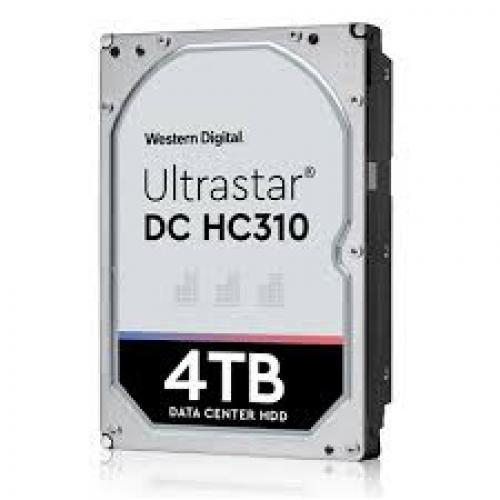 Ổ Cứng HDD Enterprise WD Ultrastar DC HC310 4TB 3.5, 256MB Cache, 7200RPM, SATA