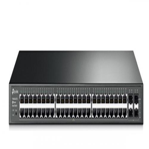 Thiết Bị Mạng Switch TP-Link 48 Cổng Pure-Gigabit Smart T1600G-52TS