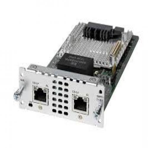 Thiết Bị Cisco 2 Port Multiflex Trunk Voice/Clear-Channel Data T1/E1 Module