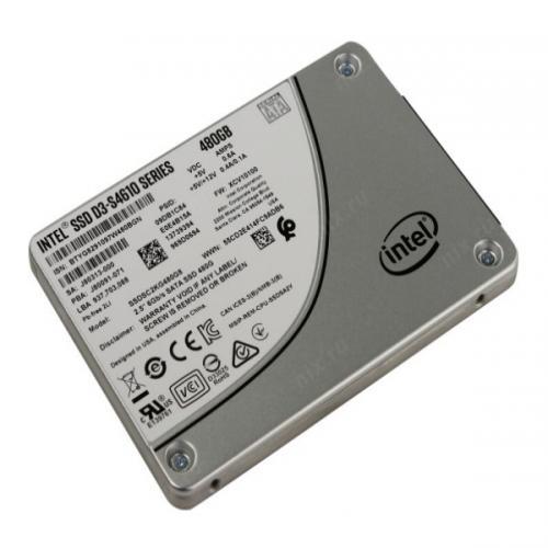 Ổ Cứng SSD Intel® D3-S4510 Series 7.68TB 2.5in SATA 6Gb/s 3D2 TLC