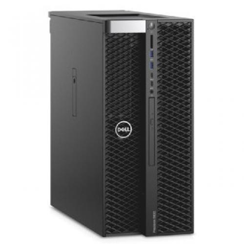 Máy Bộ Workstation Dell Precision 5820 Tower 70225754 (Xeon W-2223/16GB RAM (2x8)/256GB SSD+1TB HDD/P2200/DVDRW/K+M/Win 10 Pro)