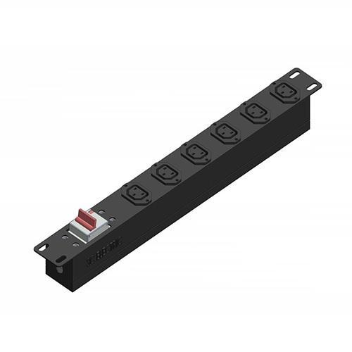 Ổ Điện SSN 5 Port (1 Universal 4 C13)