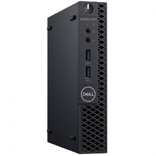 Máy Bộ Dell OptiPlex 3070 Micro 42OC370001 (i3-9100T /4GB RAM/500GB HDD/Fedora)