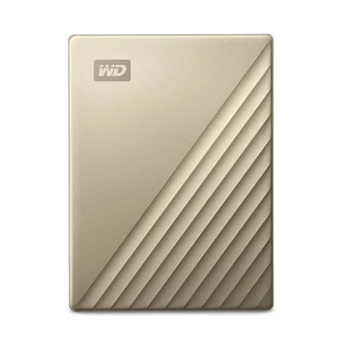 Ổ cứng WD My Passport Ultra WDBFTM0040BGD-WESN 4TB GOLD