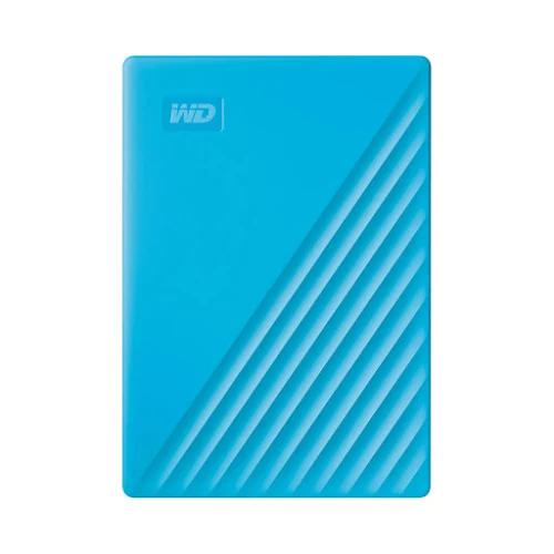 Ổ cứng WD My Passport Ultra WDBFTM0040BBL-WESN 4TB BLUE