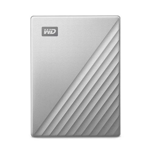Ổ cứng WD My Passport Ultra WDBFTM0040BSL-WESN 4TB SLIVER