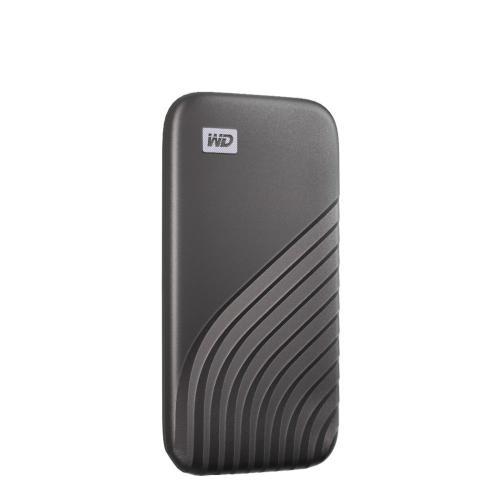Ổ cứng SSD 500GB WD My PassPort WDBAGF5000ABL-WESN (Xanh)