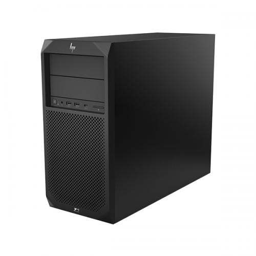 Máy Bộ Workstation HP Z2 Tower G5 9FR63AV (Xeon W-1270P/8GB DDR4 NECC/256GB SSD PCIe/Linux)