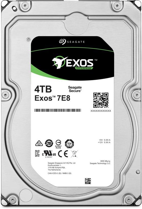 Ổ Cứng HDD Seagate Enterprise Exos 4TB 7200RPM SAS 3 12 Gb/s 256MB 3.5inch