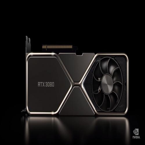 Card Đồ Hoạ VGA Nvidia GeForce RTX 3080