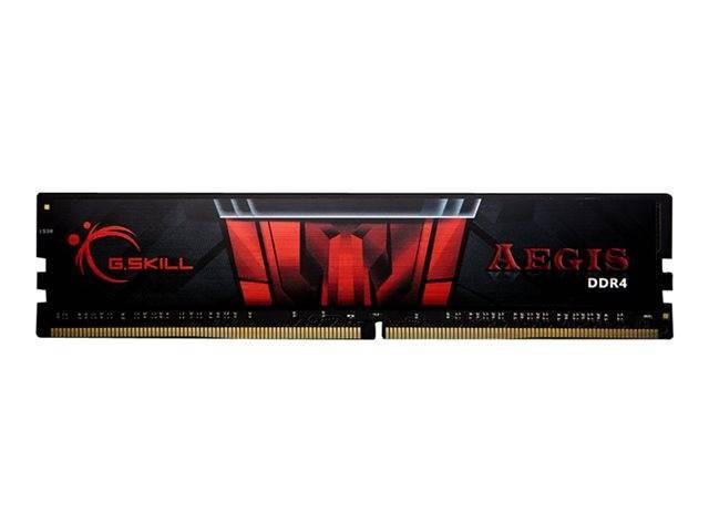 Bộ Nhớ RAM Desktop G.SKILL Aegis 16GB F4-3000C16S-16GISB (1x16GB) DDR4 3000MHz