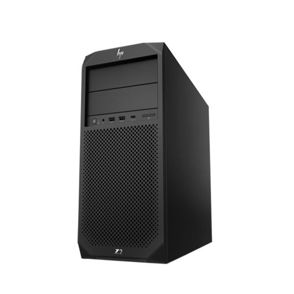 Máy Bộ Worstation HP Z2 TOWER G4 (XEON E-2244G 3.80 GHZ,8MB/ 16GB RAM/ 256GB SSD/ NVIDIA QDR P2200 5GB/ USB KEYBOARD & MOUSE/ LINUX_4FU52AV)
