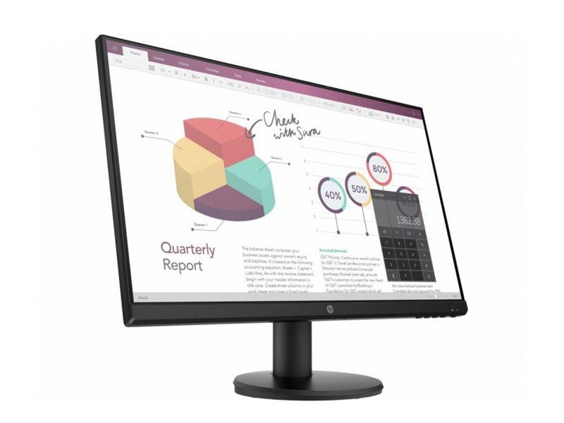 Màn Hình LCD HP P24v 23.8-inch FHD IPS 9TT78AA
