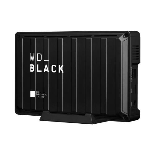 Ổ cứng để bàn HDD 12TB WD Black D10 Game Drive for Xbox Desktop 3.5inch WDBA5E0120HBK-SESN