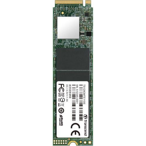 Ổ Cứng SSD Transcend 110S 128GB NVMe PCIe M.2 2280 3D TLC