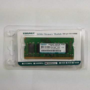 Bộ Nhớ RAM Kingmax 8GB Bus 2666Mhz DDR4 Laptop
