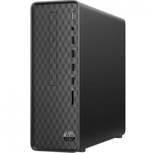 Máy Bộ PC HP S01-pF1145d 181A5AA(Intel Core i5-10400/8GB/256GBSSD/Windows 10 Home SL 64-bit/DVD/CD RW/WiFi 802.11ac)