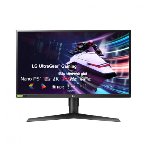 Màn Hình LCD LG 27GL850 UltraGear™ 27inch Nano IPS 2K 144Hz 1ms HDR G-Sync