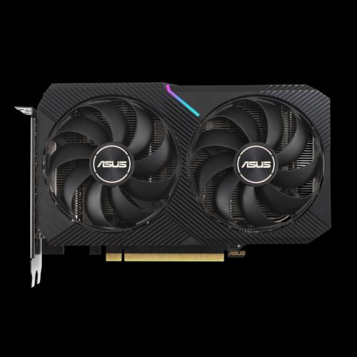 Card Màn Hình VGA ASUS Dual GeForce RTX 3060 12GB GDDR6 DUAL-RTX3060-12G-NK