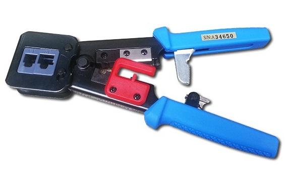 Kềm Bấm Mạng Dintek Crimping Tool RJ12/45 6102-01002CH