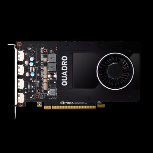 Card Màn Hình VGA Leadtek Nvidia Quadro P2200 5GB GDDR5x-160-bit-TM