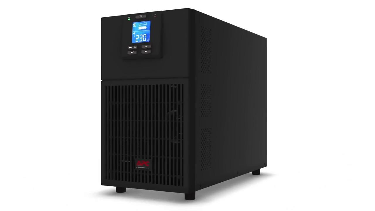 Bộ Lưu Điện APC SRV10KI 10000VA (10KVA/10KW)