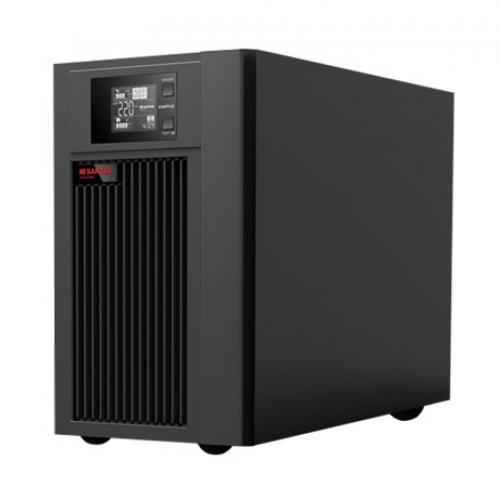 Bộ Lưu Điện Santak True Online 2KVA C2KS-LCD (Ắcquy Ngoài)