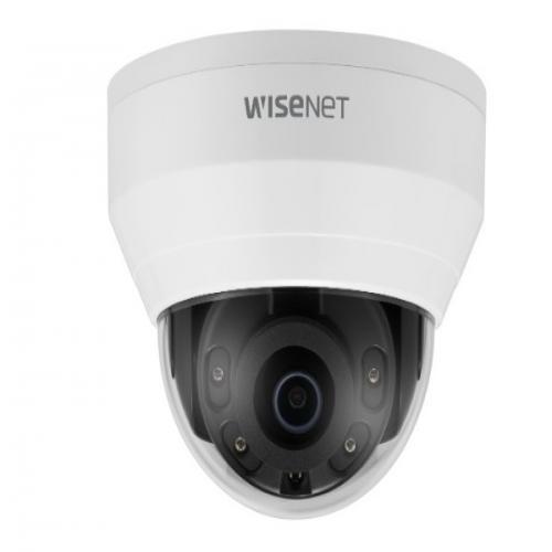 Camera IP Dome Hồng Ngoại 5.0 Megapixel Hanwha Techwin WISENET QND-8010R/VAP
