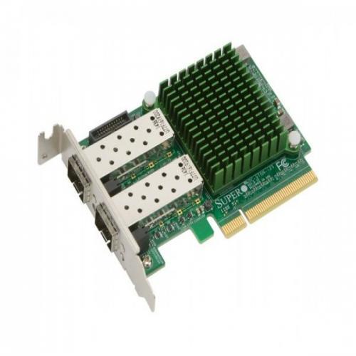 Thiết Bị Mạng Network Card Supermicro AOC-STGN-i2S (2x SFP+ 10GbE)