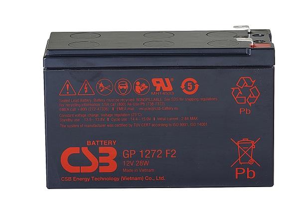 Ắc Quy CSB 12V-7.2AH GP1272F2