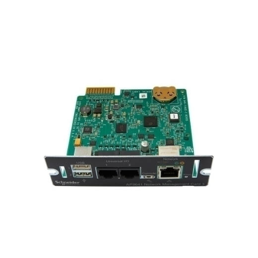 Thiết Bị UPS Network Management Card 3 With Environmental Monitoring
