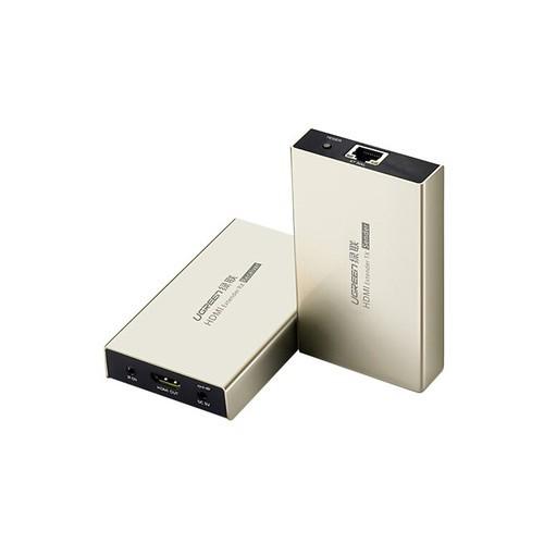 Thiết Bị Phát Tín Hiệu HDMI 120M Qua Cáp Mạng RJ45 Cat5e/Cat6 Ugreen 40280 (Sender)