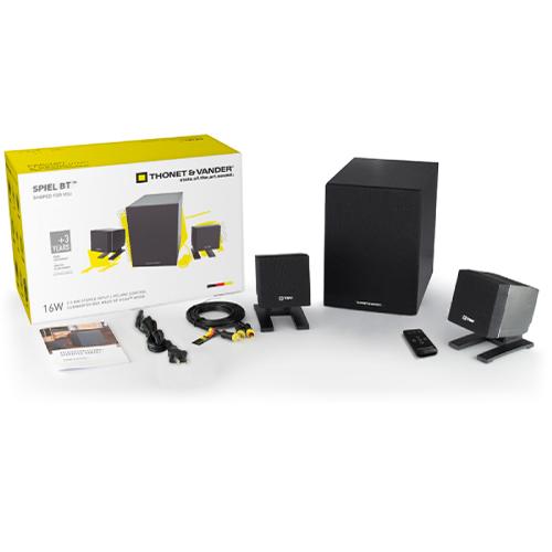 Loa Bluetooth Thonet and Vander Spiel 2.1 Multimedia Speaker