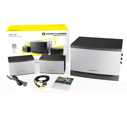 Loa Bluetooth Thonet & Vander LAUTBT 2.1 – 68W