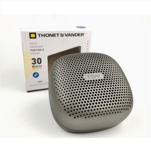 Loa Bluetooth Thonet and Vander DUETT SLIVER