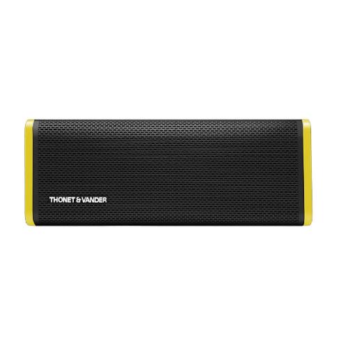 Loa Bluetooth Thonet and Vander Frei Portable BLACK/YELLOW