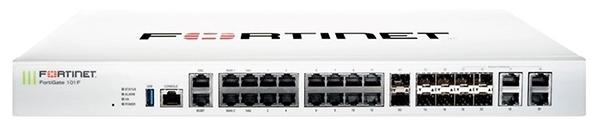 Thiết Bị Tường Lửa Firewall Fortigate FG-101F-BDL-950-12 - FortiGate 101F Hardware plus 24x7 FortiCare and FortiGuard UTM Protection 1 Year license Bundle.