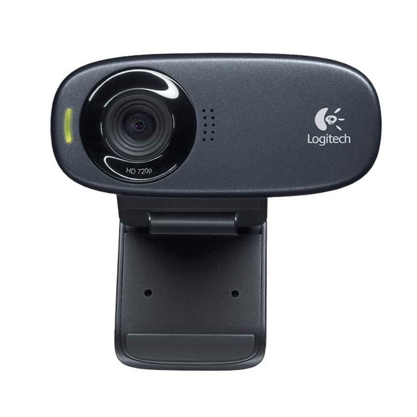 Thiết Bị Ghi Hình Webcam Logitech HD C310
