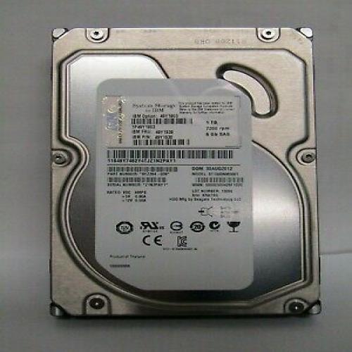 Ổ Cứng HDD IBM 1TB SAS 7200RPM 6GB/s 7.2K 3.5 LFF