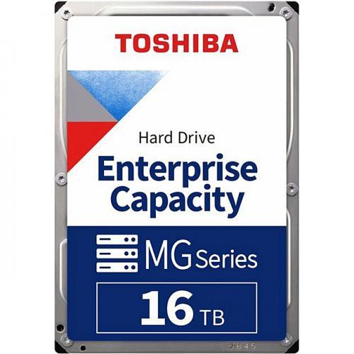 Ổ Cứng HDD Toshiba 16TB 3.5inch SATA 7200RPM 512MB Cache - NK
