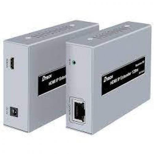 Bộ Khuếch Đại HDMI Sang LAN 120M Dtech DT-7043S/DT-7043R