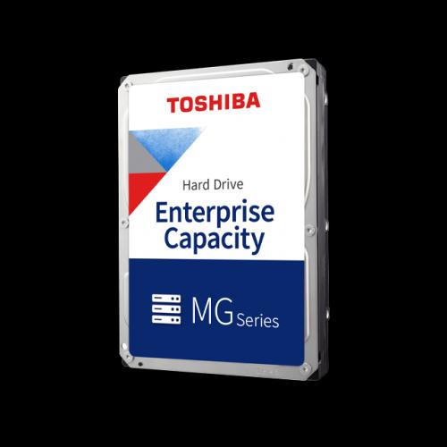 Ổ Cứng HDD Toshiba 14TB Enterprise Capacity 3.5inch 7.2k SATA3 6Gb/s 512e - NK