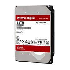 Ổ Cứng HDD Western Digital WD Red Plus 14TB NAS SATA 3.5inch5400RPM 512MB Cache