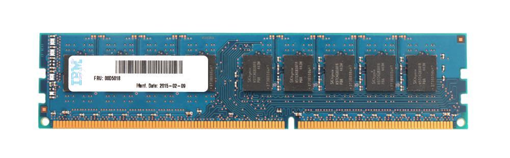 Bộ Nhớ RAM IBM 8GB PC3L-12800E 1600MHz ECC UDIMM LV