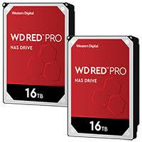 Ổ cứng  WD Red Pro 16TB NAS Internal 7200 RPM, SATA 6 Gb/s, CMR, 256 MB Cache