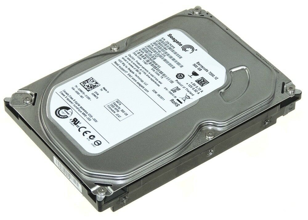 Ổ Cứng HDD Dell 500GB 7200RPM SATA 6GB/s 16MB Cache 3.5-inch Hard Disk Drive