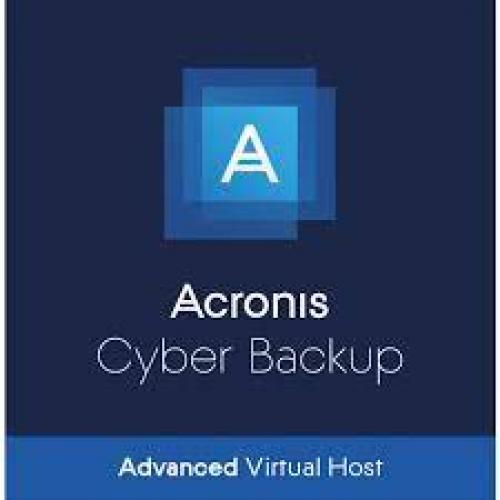 Acronis Cyber Backup 15 Advanced Virtual Host License